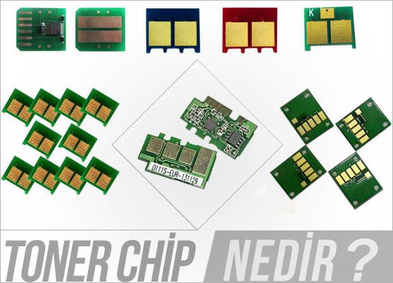 Toner Chip Nedir