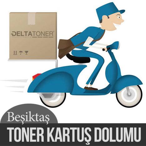 Beşiktaş Toner Dolumu