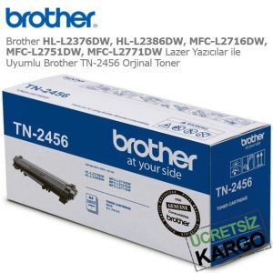 Brother TN-2456 Orjinal Toner