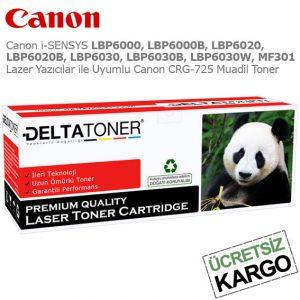 Canon CRG-725 Muadil Toner