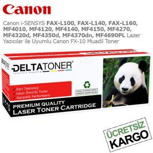 Canon FX-10 Muadil Toner
