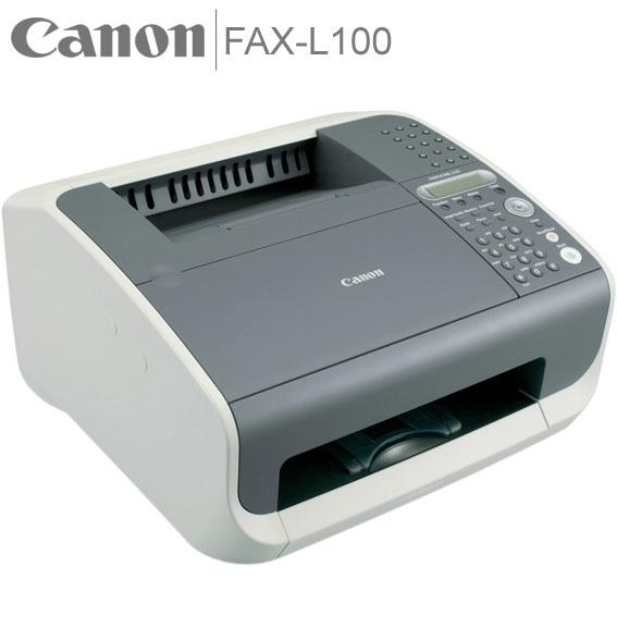 Canon FAX-L100 Lazer Faks