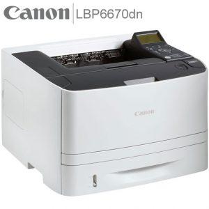 Canon LBP6670dn Lazer Yazıcı