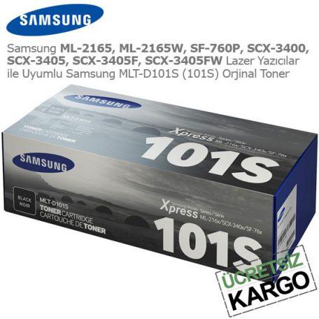 Samsung MLT-D101S Orjinal Toner