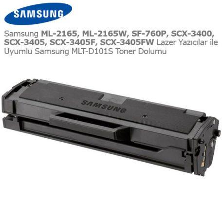Samsung MLT-D101S Toner Dolumu