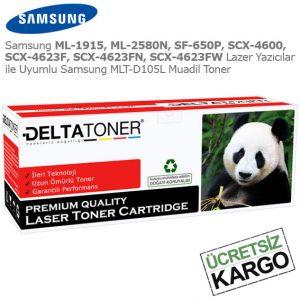 Samsung MLT-D105L Muadil Toner