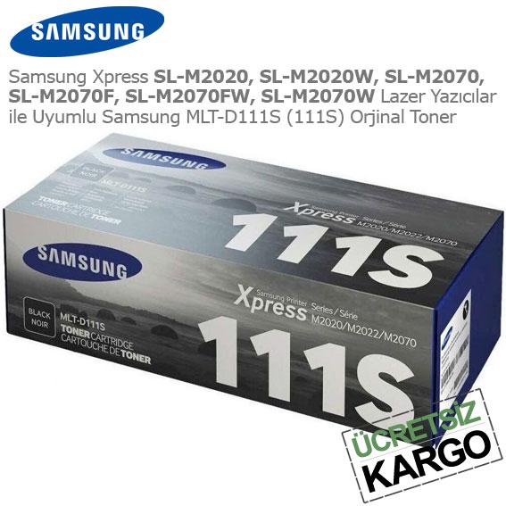 Samsung MLT-D111S Orjinal Toner