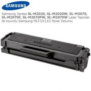Samsung MLT-D111S Toner Dolumu