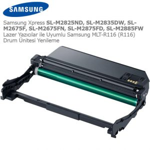 Samsung MLT-R116 Drum Ünitesi