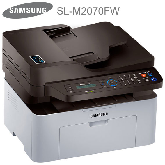 Samsung SL-M2070FW Lazer Yazıcı