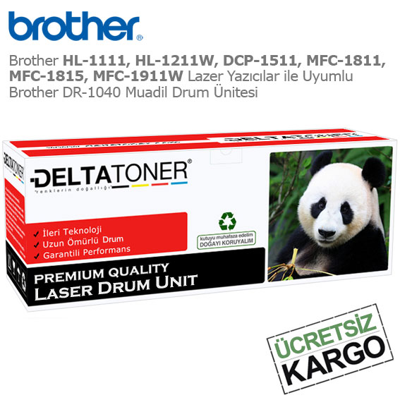 Brother DR-1040 Drum Ünitesi