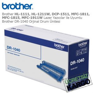 Brother DR-1040 Drum Ünitesi