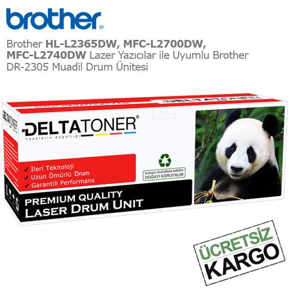 Brother DR-2305 Drum Ünitesi