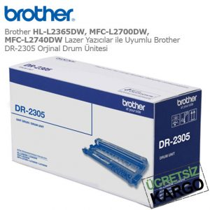 Brother DR-2305 Drum Ünitesi