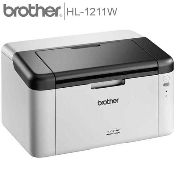 Brother HL-1211W Lazer Yazıcı