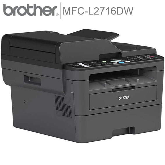 Brother MFC-L2716DW Lazer Yazıcı