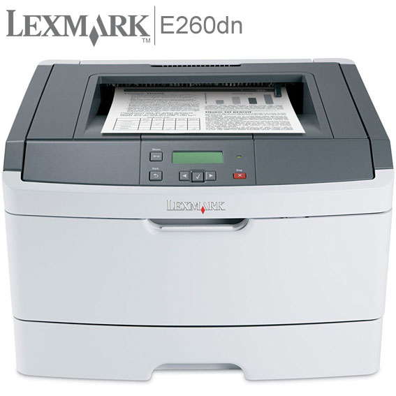 Lexmark E260dn Lazer Yazıcı