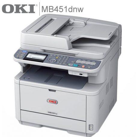 Oki MB451dnw Lazer Yazıcı