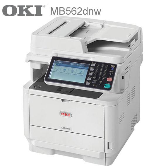 Oki MB562dnw Lazer Yazıcı