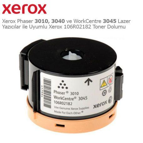 Xerox 106R02182 Toner Dolumu