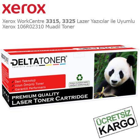 Xerox 106R02310 Muadil Toner