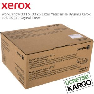 Xerox 106R02310 Orjinal Toner