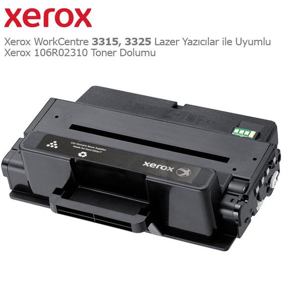 Xerox 106R02310 Toner Dolumu