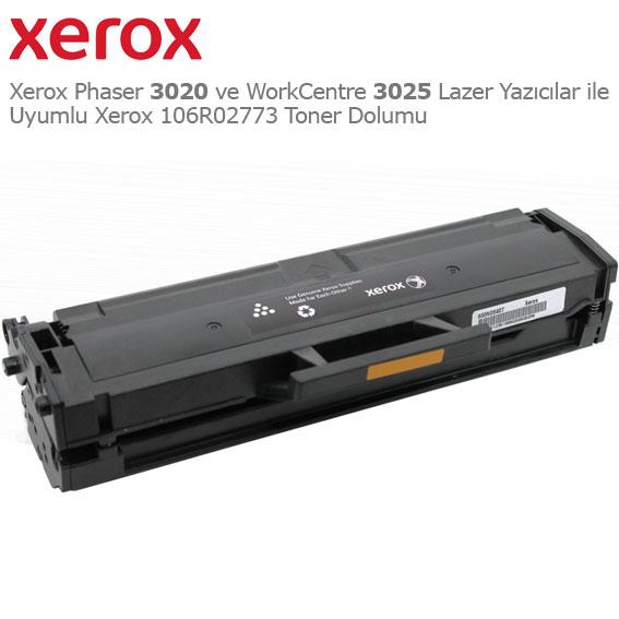 Xerox 106R02773 Toner Dolumu