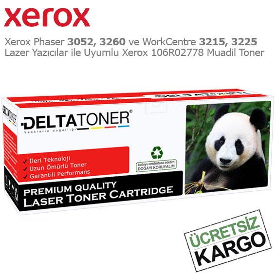 Xerox 106R02778 Muadil Toner