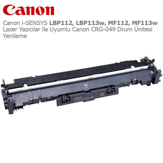 Canon CRG-049 Drum Ünitesi