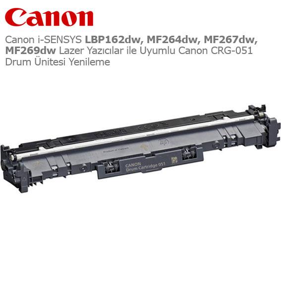 Canon CRG-051 Drum Ünitesi