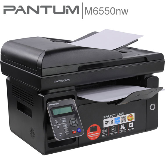 Pantum M6550nw Lazer Yazıcı
